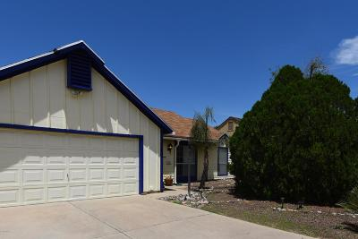 Cortaro Crossing Blks I-Ii (1-119), Cortaro Ranch (1-297), Cortaro Ridge (1-124) Single Family Home For Sale: 8441 N Bayou Drive