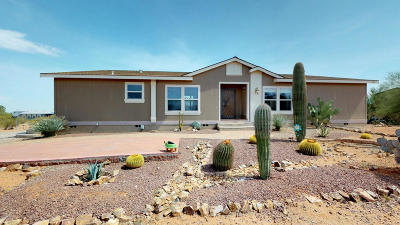 Vail Manufactured Home For Sale: 9941 S Big Thunder Drive
