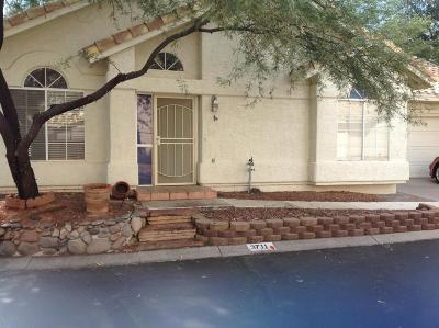 Tucson Single Family Home For Sale: 3711 W Spinnaker Lane