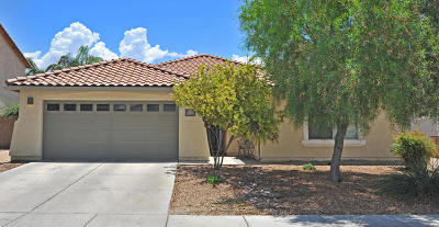 Marana Single Family Home For Sale: 11075 W Denier Drive