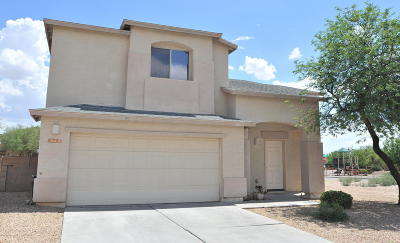 Tucson AZ Single Family Home Active Contingent: $161,000