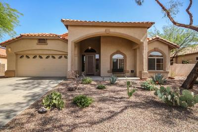 Tucson Single Family Home For Sale: 2008 W Scarlet Rose Place
