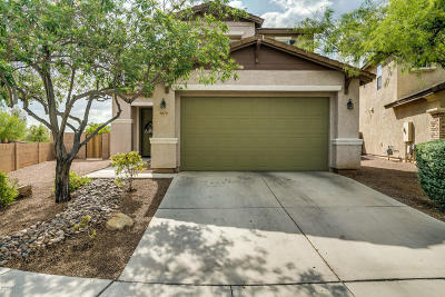 Tucson Single Family Home For Sale: 7072 S Brickellbush Lane