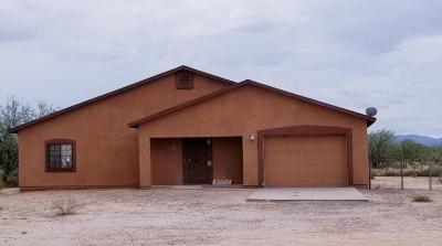 Tucson Single Family Home For Sale: 8550 S Marstellar Road
