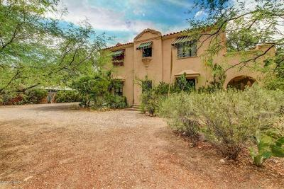Tucson Single Family Home For Sale: 442 N Country Club Road