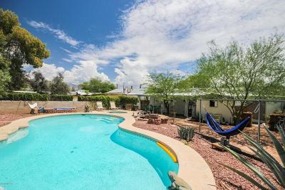 Tucson Single Family Home For Sale: 713 N Desert Avenue