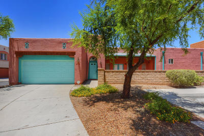 Tucson Single Family Home For Sale: 476 S Magnolia Avenue