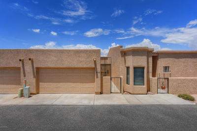 Tucson Townhouse For Sale: 7749 E Roget Drive
