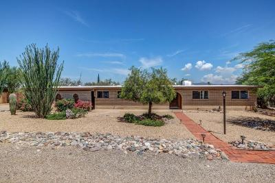 Tucson Single Family Home For Sale: 1454 W Cool Drive