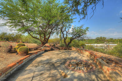 Tucson Single Family Home For Sale: 4155 E River Road