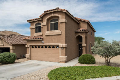 Tucson Single Family Home For Sale: 8406 S Hunnic Drive