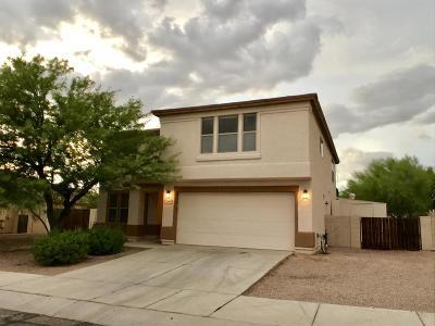 Tucson Single Family Home For Sale: 2640 W Calle Don Florencio