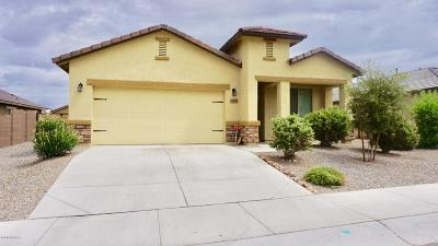 Marana Single Family Home For Sale: 11278 W Folsom Point Drive