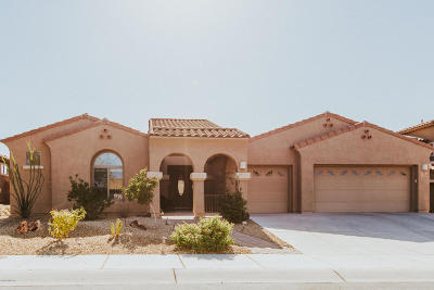 Marana Single Family Home Active Contingent: 12418 N Paseo Penuela