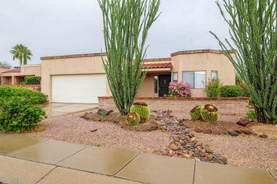 Green Valley Single Family Home Active Contingent: 970 W Rio Magdalena