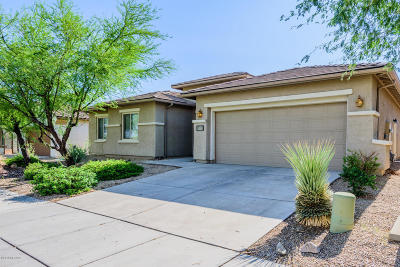 Tucson Single Family Home For Sale: 5465 S Canyon Oak Drive