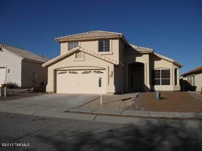 Tucson Rental For Rent: 9861 E Holden