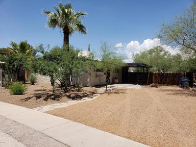 Tucson Single Family Home For Sale: 3735 E 27th Street