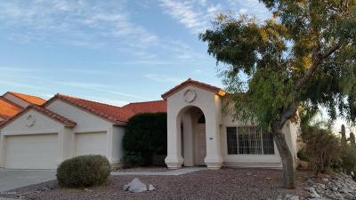 Tucson Rental For Rent: 931 W Antelope Creek Way