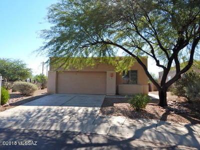 Tucson Rental For Rent: 8554 N Sunny Rock Ridge Drive