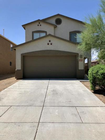 Single Family Home For Sale: 8247 W Zlacket Drive