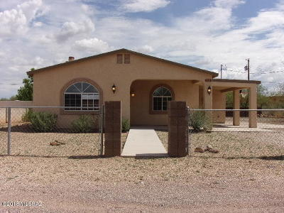 Tucson Single Family Home For Sale: 5421 W Louisiana Street