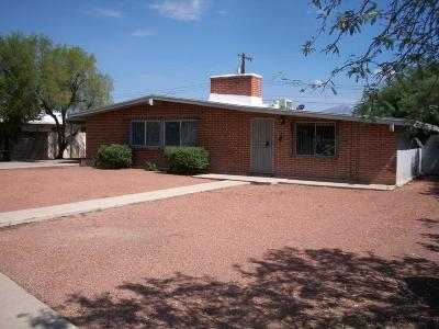 Tucson Single Family Home For Sale: 6965 E Julia Street