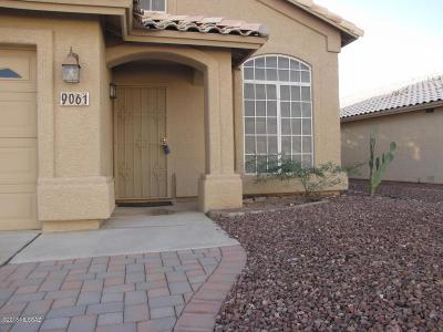 Single Family Home For Sale: 9061 N Palm Brook Drive