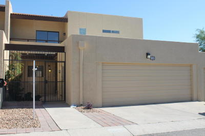 Pima County Townhouse For Sale: 9891 E 2nd Street