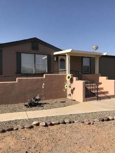 Tucson Mobile Home For Sale: 6875 W Drexel Road