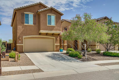 Sahuarita Single Family Home Active Contingent: 758 W Calle Capotasto