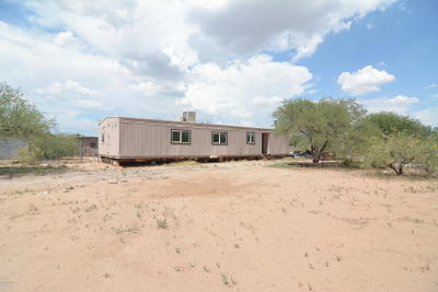 Tucson Manufactured Home For Sale: 3000 W Hermans Road