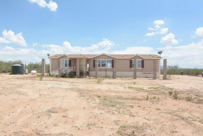 Tucson Manufactured Home For Sale: 7951 S Vahalla Road