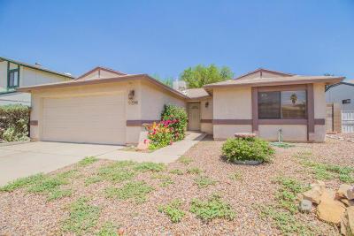 Tucson AZ Single Family Home For Sale: $181,000