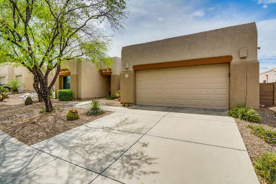 Tucson Single Family Home For Sale: 381 W Sugar Loaf Road