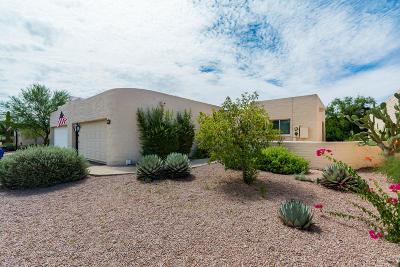 Tucson Townhouse For Sale: 5520 E Valle Del Sol
