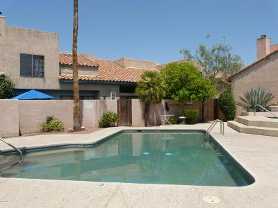 Tucson Townhouse For Sale: 246 E Pastime Road