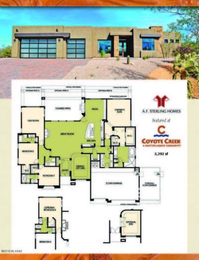 Vail Single Family Home For Sale: 14896 E Diamond F Ranch To Be Built Place #L-265