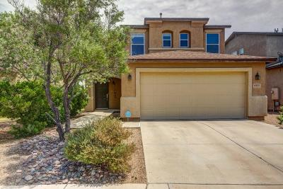 Single Family Home For Sale: 6895 S Goshawk Drive