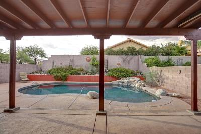 Oro Valley Single Family Home For Sale: 11908 N Copper Butte Drive