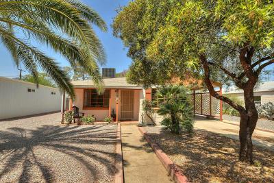 Single Family Home Active Contingent: 347 N Desert Stravenue