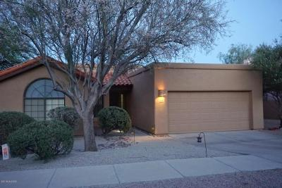 Pima County Single Family Home Active Contingent: 3388 Quail Haven Circle