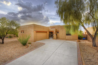 Tucson Single Family Home For Sale: 8081 N Painted Feather Drive