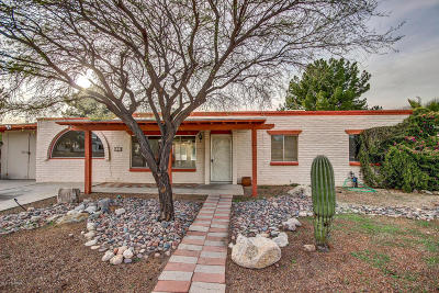 Tucson Single Family Home Active Contingent: 535 N Banff Avenue