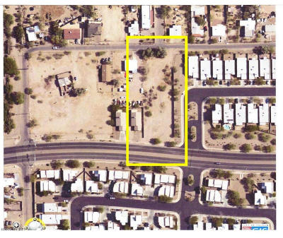 Tucson Residential Lots & Land For Sale: 910 W Starr Pass Boulevard
