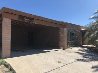 Tucson Single Family Home For Sale: 9461 E Calle Cascada