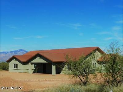 Benson Single Family Home For Sale: 3274 W Thunderpass Road