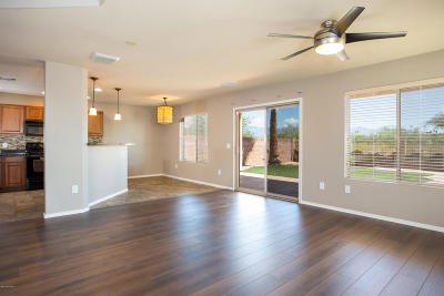 Tucson Single Family Home For Sale: 2803 S Pantano Edge Drive