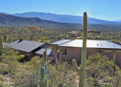 Pima County, Pinal County Single Family Home For Sale: 11960 E Ponce De Leon