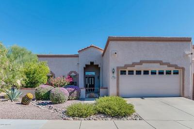 Tucson Townhouse For Sale: 1398 W Blooming Desert Way